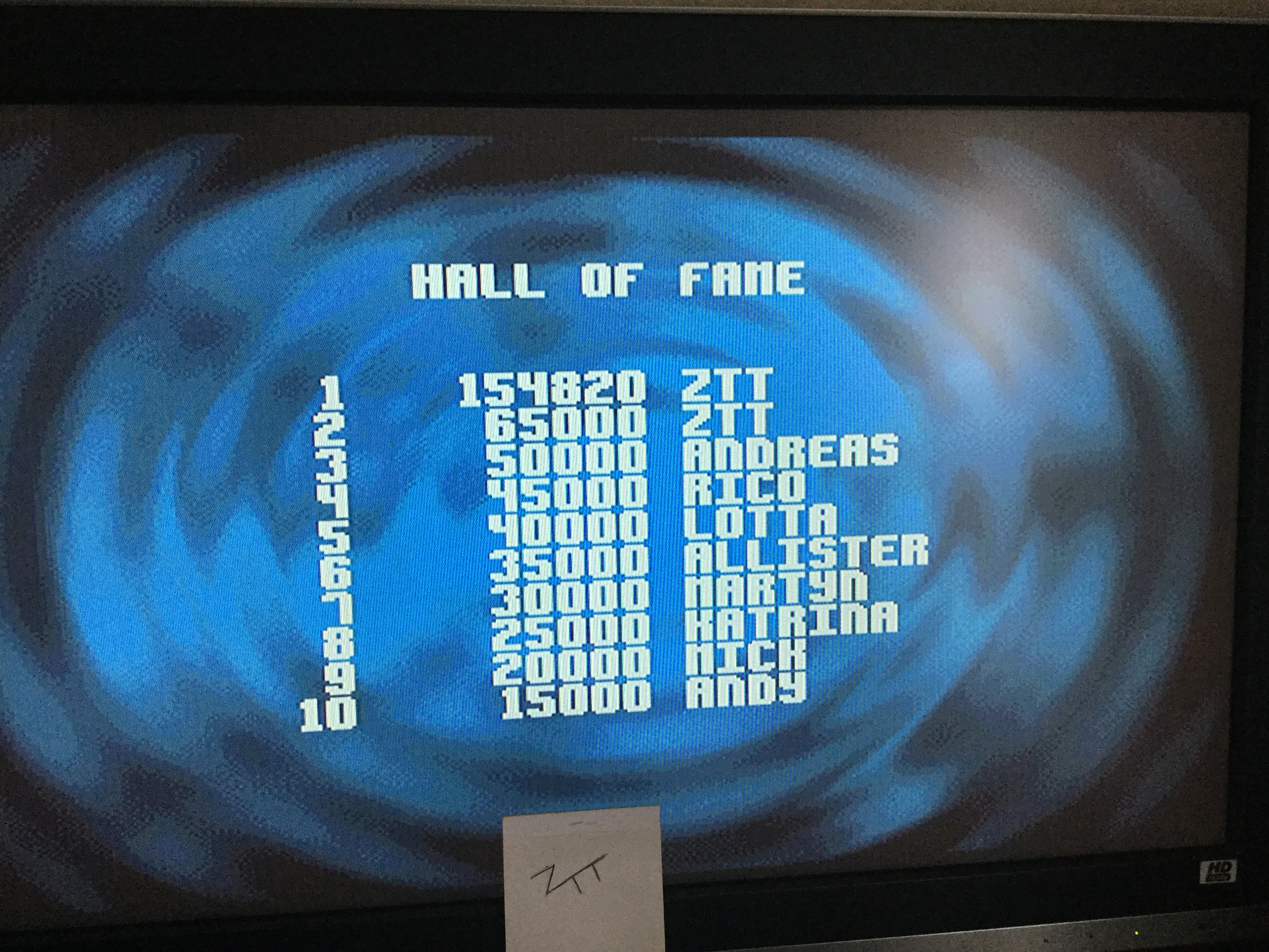 Frankie: Alien Breed II: The Horror Continues [Easy] (Amiga) 154,820 points on 2018-11-17 07:32:19