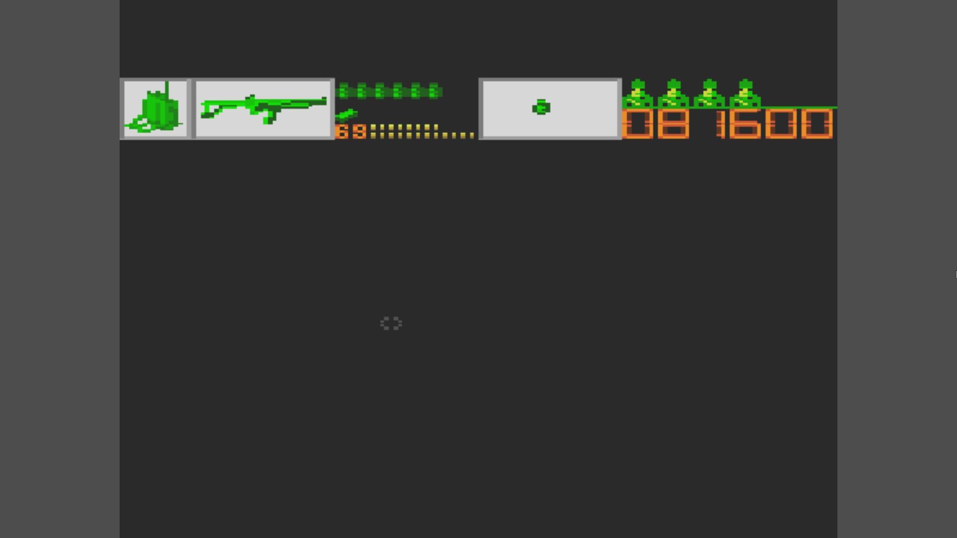 AkinNahtanoj: Alien Brigade: Standard (Atari 7800 Emulated) 81,600 points on 2020-10-09 06:12:43