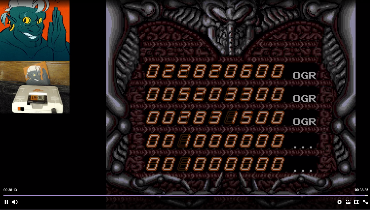 AwesomeOgre: Alien Crush (TurboGrafx-16/PC Engine) 22,820,600 points on 2019-06-06 16:29:21