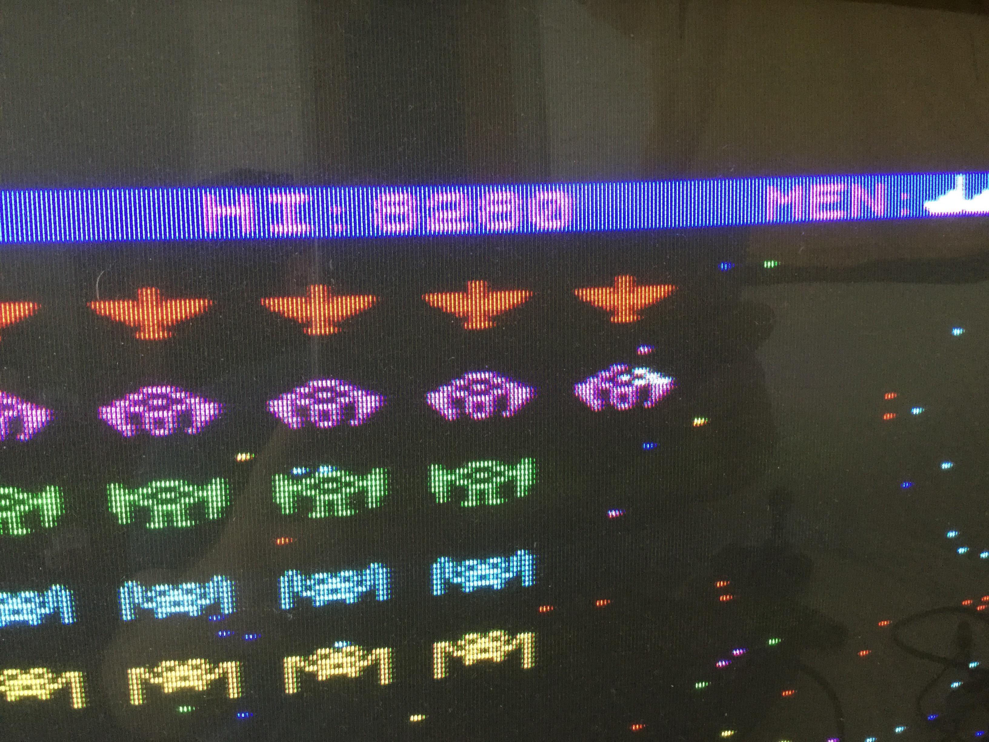 Frankie: Alien Destroyer (ZX Spectrum) 8,280 points on 2017-06-10 04:13:39