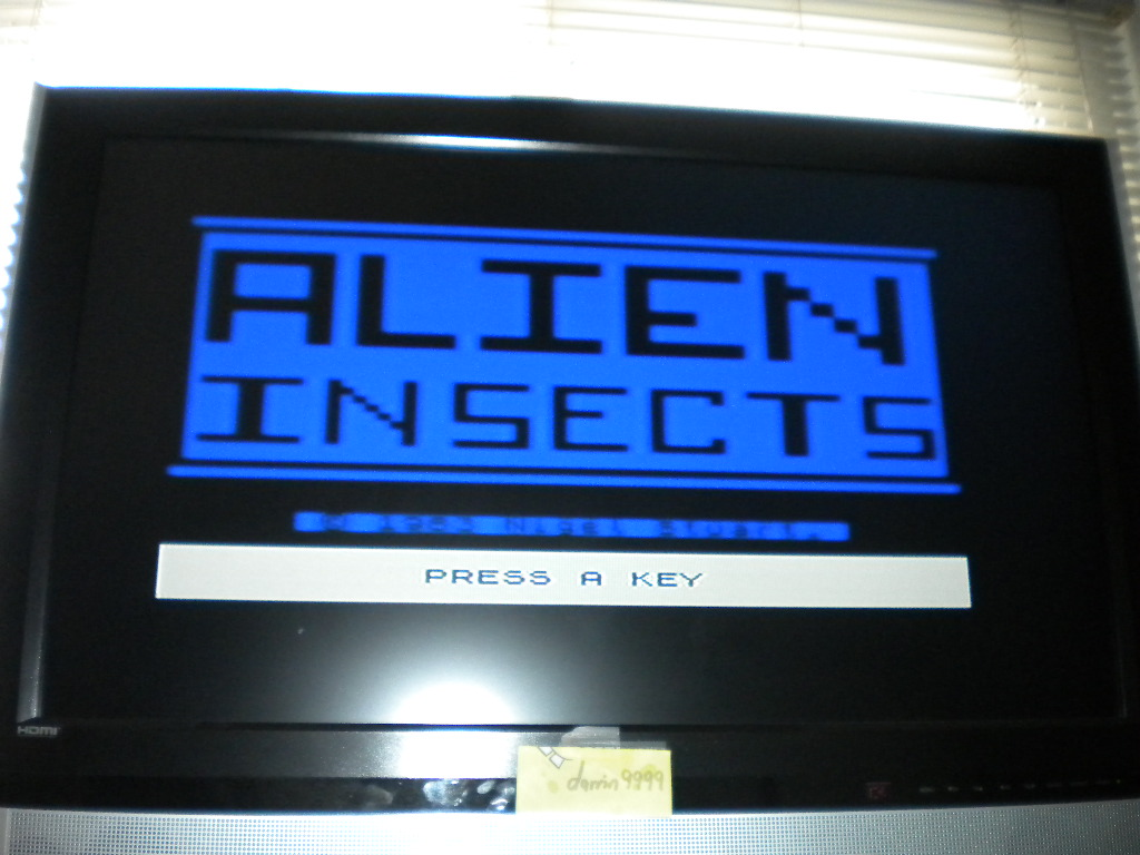 Alien Insects 1,934 points