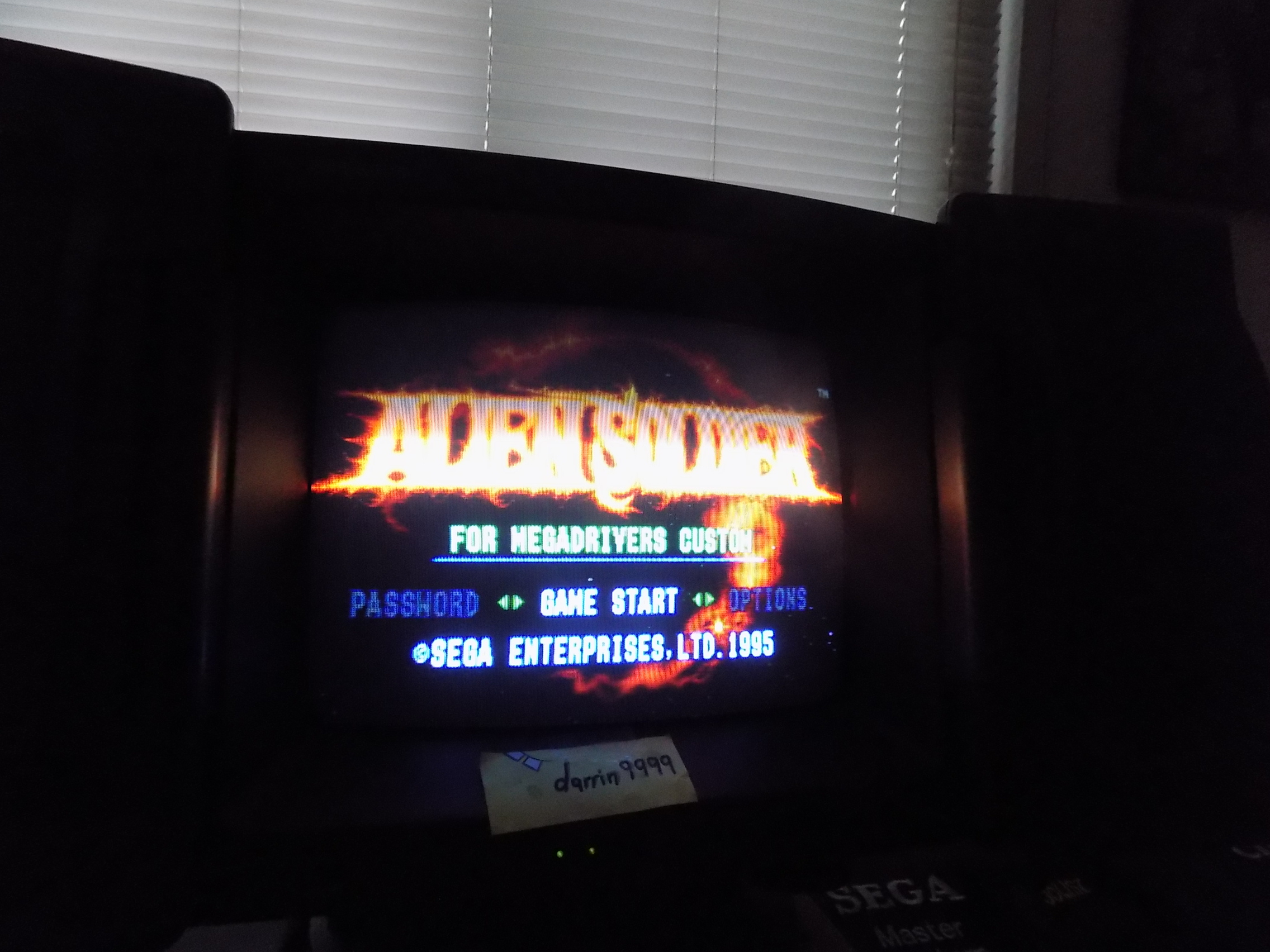 darrin9999: Alien Soldier (Sega Genesis / MegaDrive) 15,113 points on 2019-02-25 17:08:32