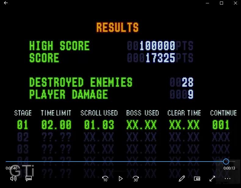 GTibel: Alien Soldier (Sega Genesis / MegaDrive Emulated) 17,325 points on 2020-05-14 08:08:00