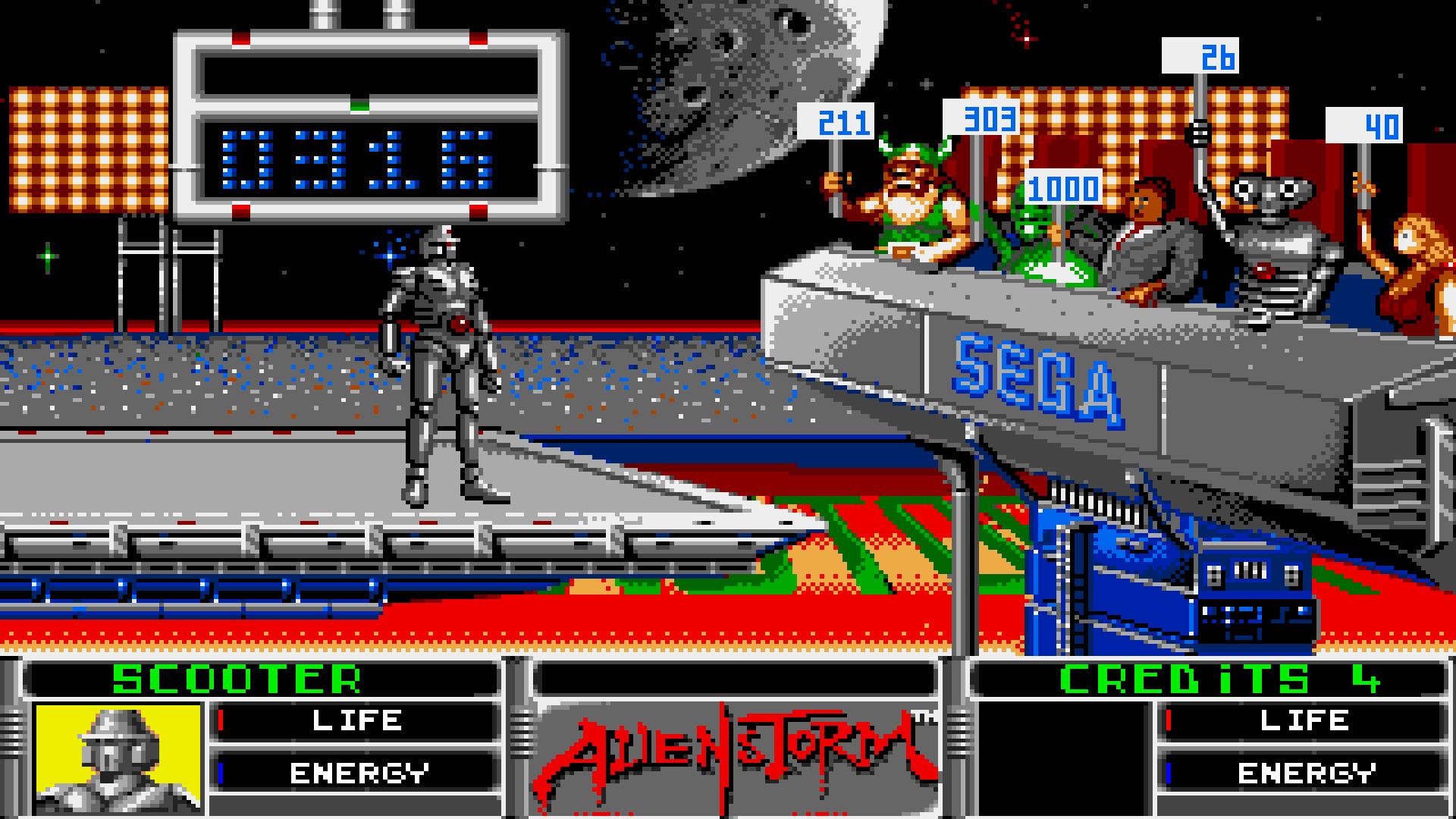 TheTrickster: Alien Storm (Amiga Emulated) 316 points on 2015-07-12 03:10:33