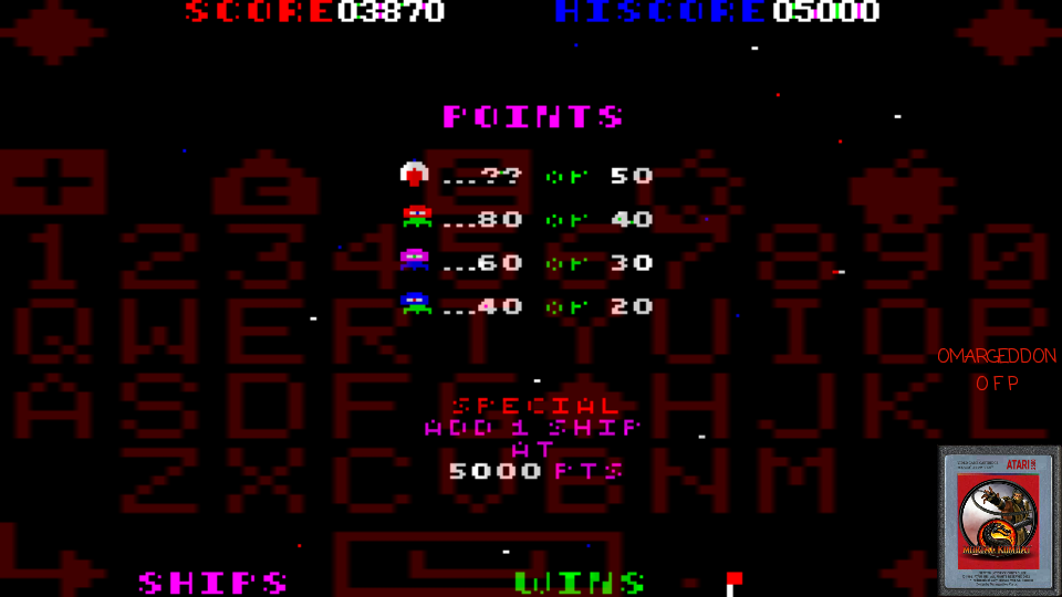 omargeddon: Alien Typhoon (Apple II Emulated) 3,870 points on 2017-03-11 02:17:23