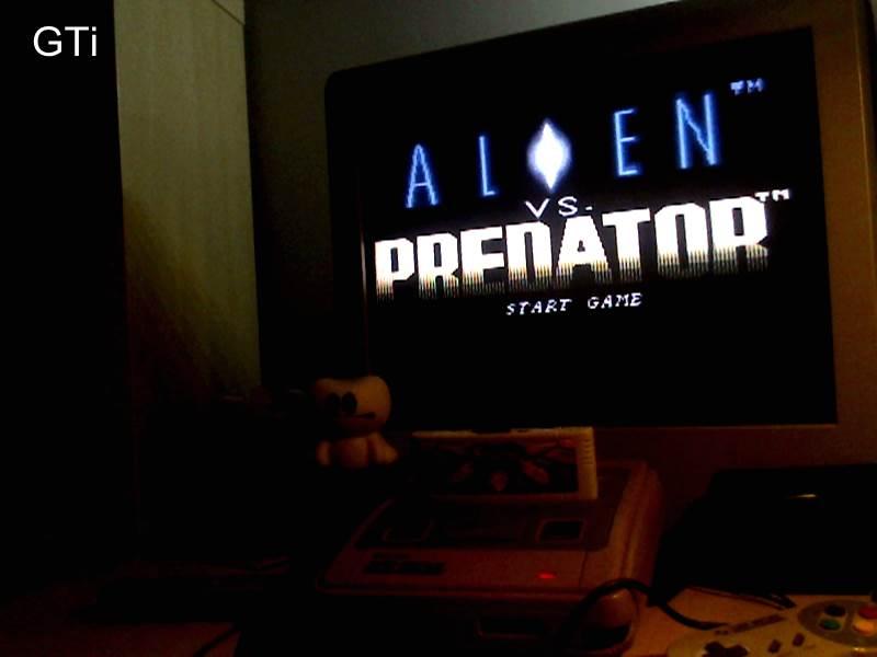 GTibel: Alien vs Predator (SNES/Super Famicom) 85,200 points on 2016-11-13 03:57:02