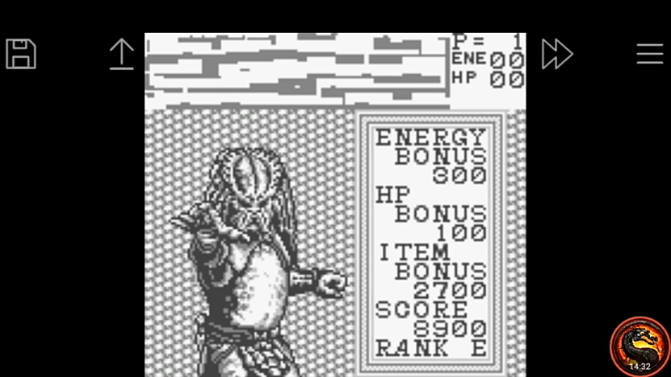 omargeddon: Alien vs. Predator: The Last of His Clan (Game Boy Emulated) 8,900 points on 2020-09-29 19:35:01