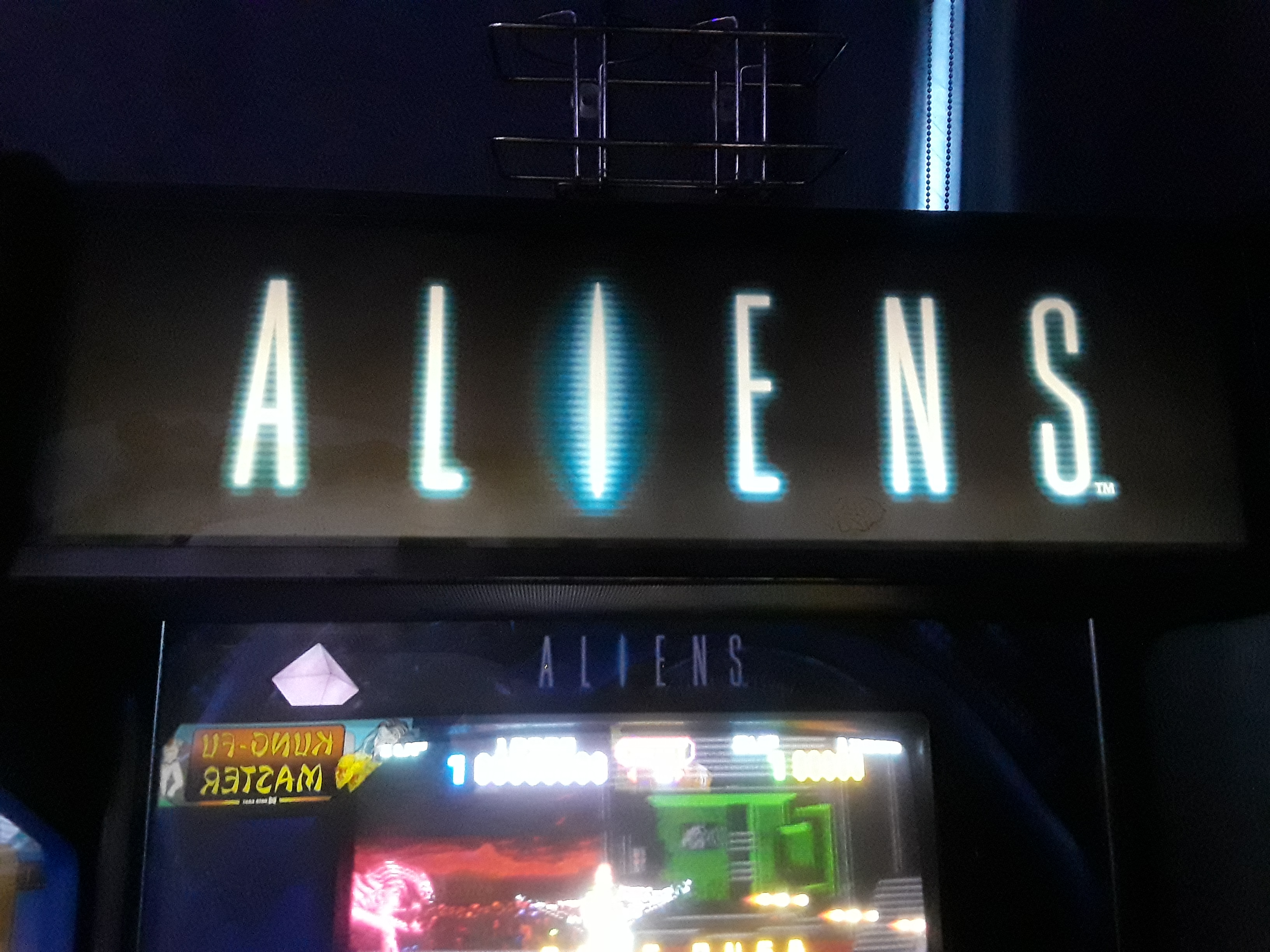 Aliens 24,900 points