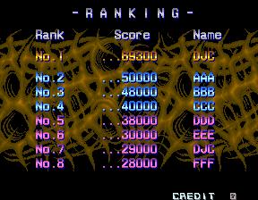 derek: Aliens [aliens] (Arcade Emulated / M.A.M.E.) 69,300 points on 2017-04-08 08:19:28