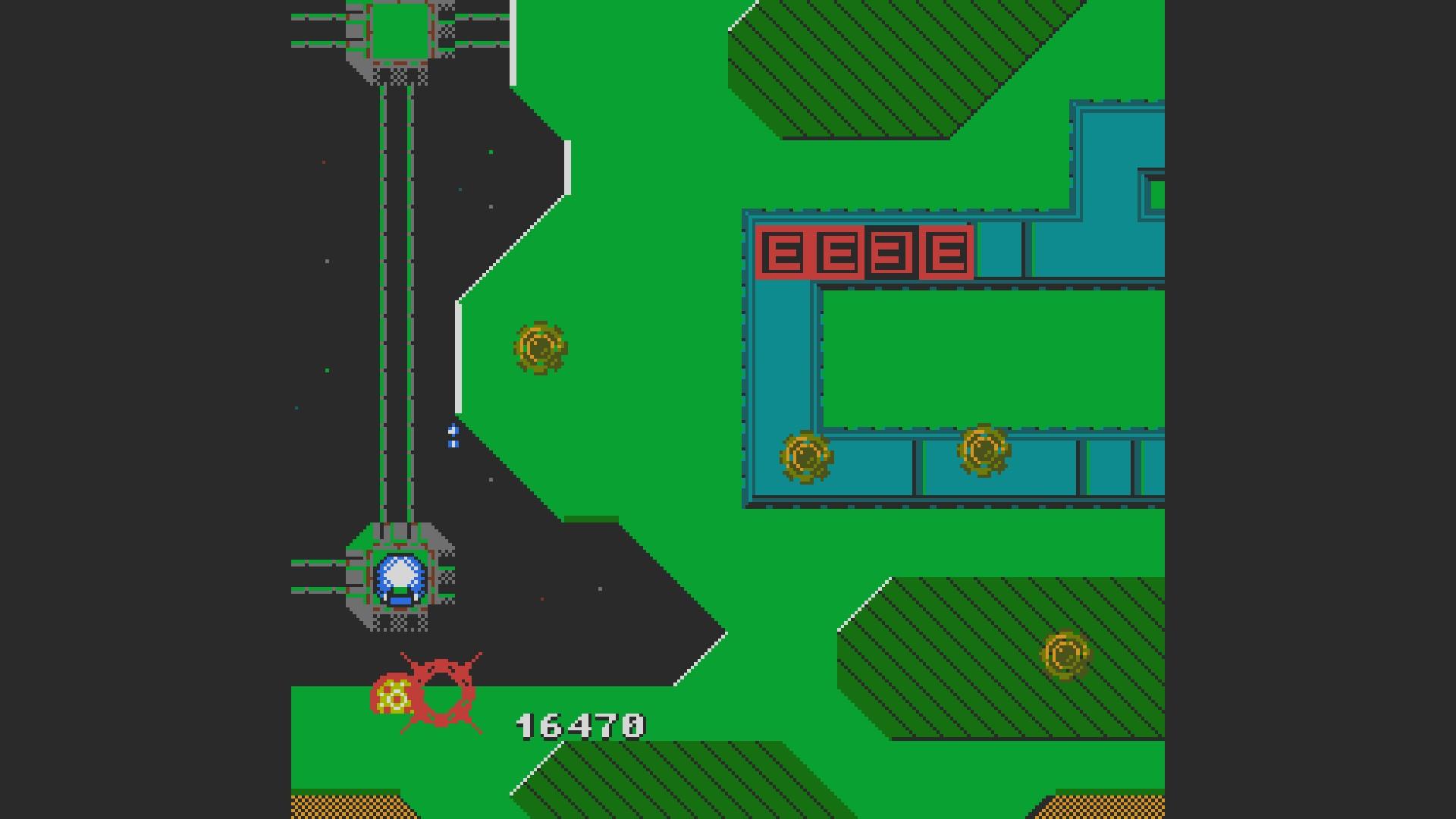 AkinNahtanoj: Alpha Mission (NES/Famicom Emulated) 16,470 points on 2020-09-25 07:28:17