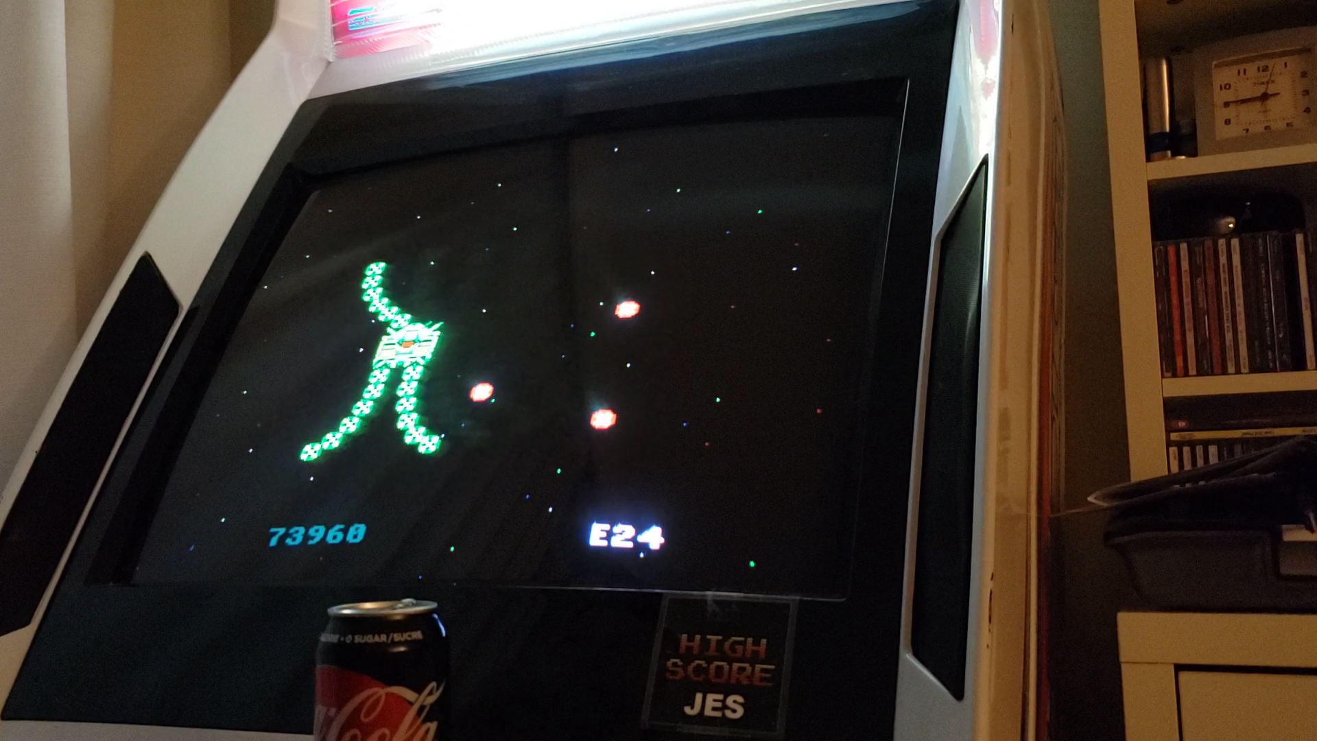 JES: Alpha Mission (NES/Famicom Emulated) 73,960 points on 2020-07-23 23:40:30