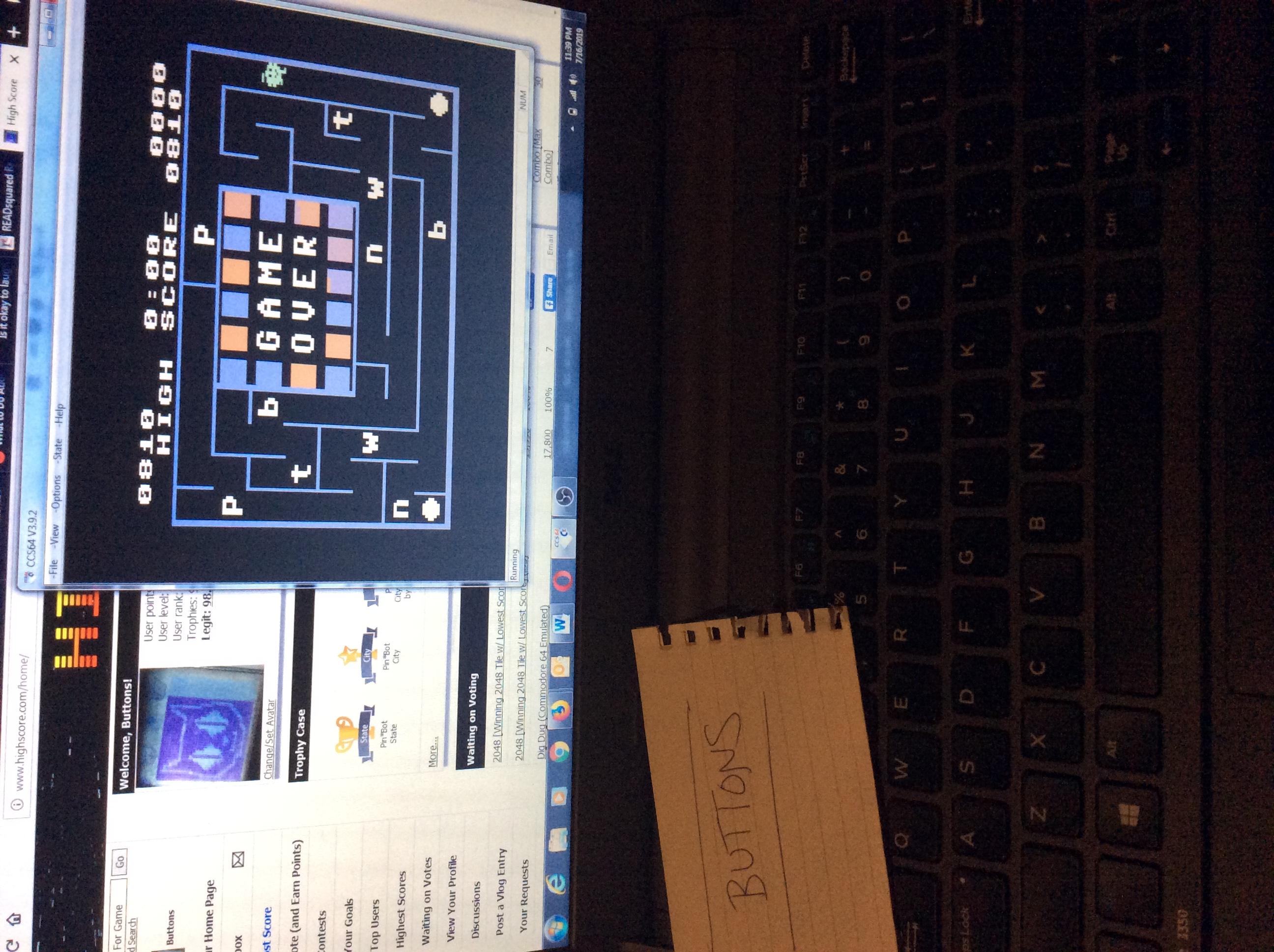 Alphabet Zoo [Level 2 / Game 1 / Lowercase] 810 points