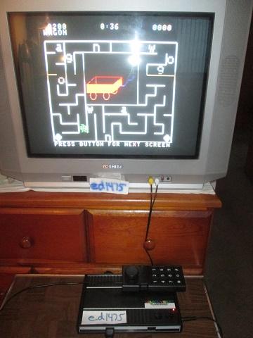 ed1475: Alphabet Zoo [Level 3 / Game 2 / Lowercase] (Colecovision Flashback) 200 points on 2020-01-06 20:01:56