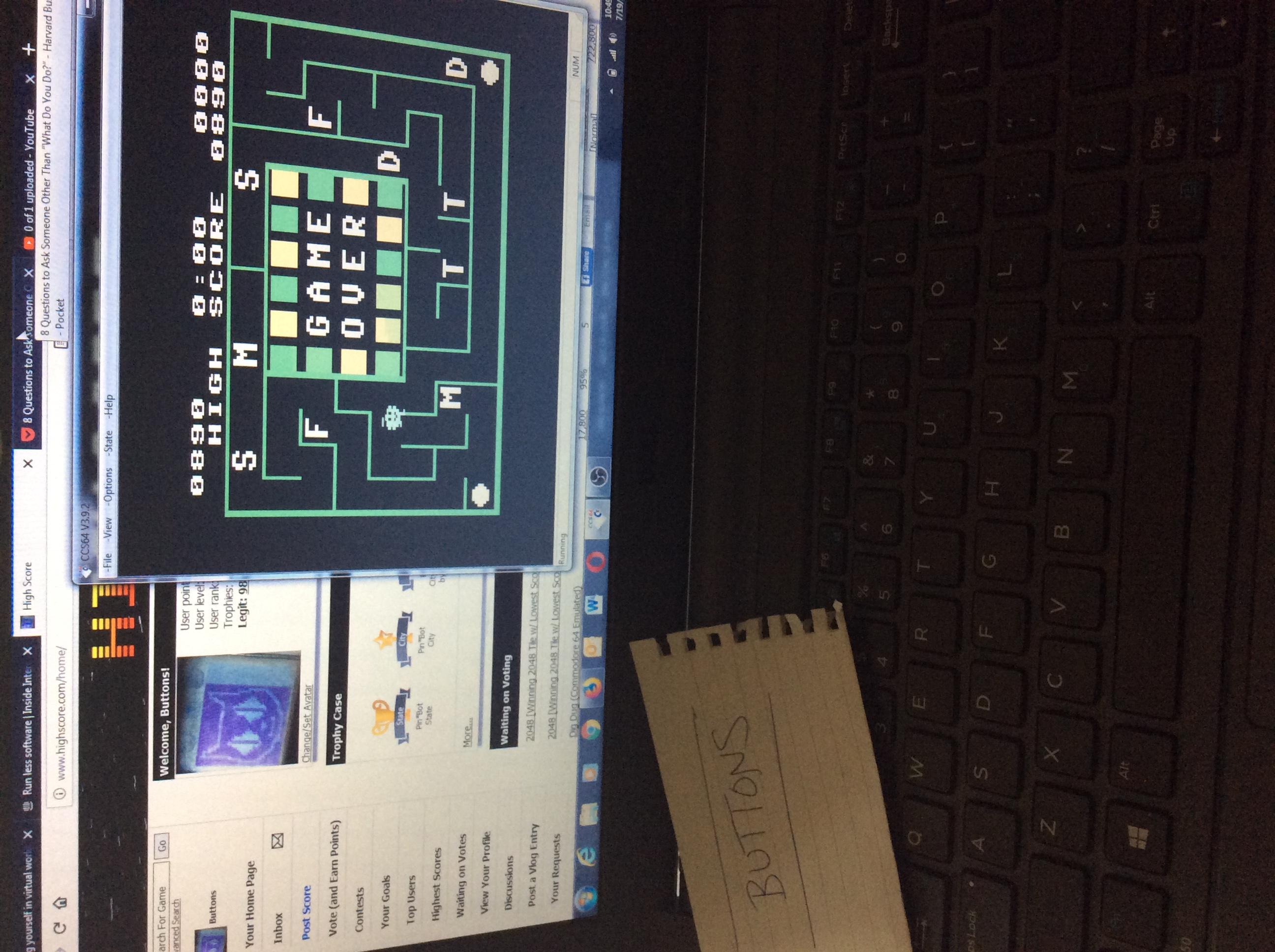 Alphabet Zoo [Level 4 / Game 1 / Uppercase] 890 points