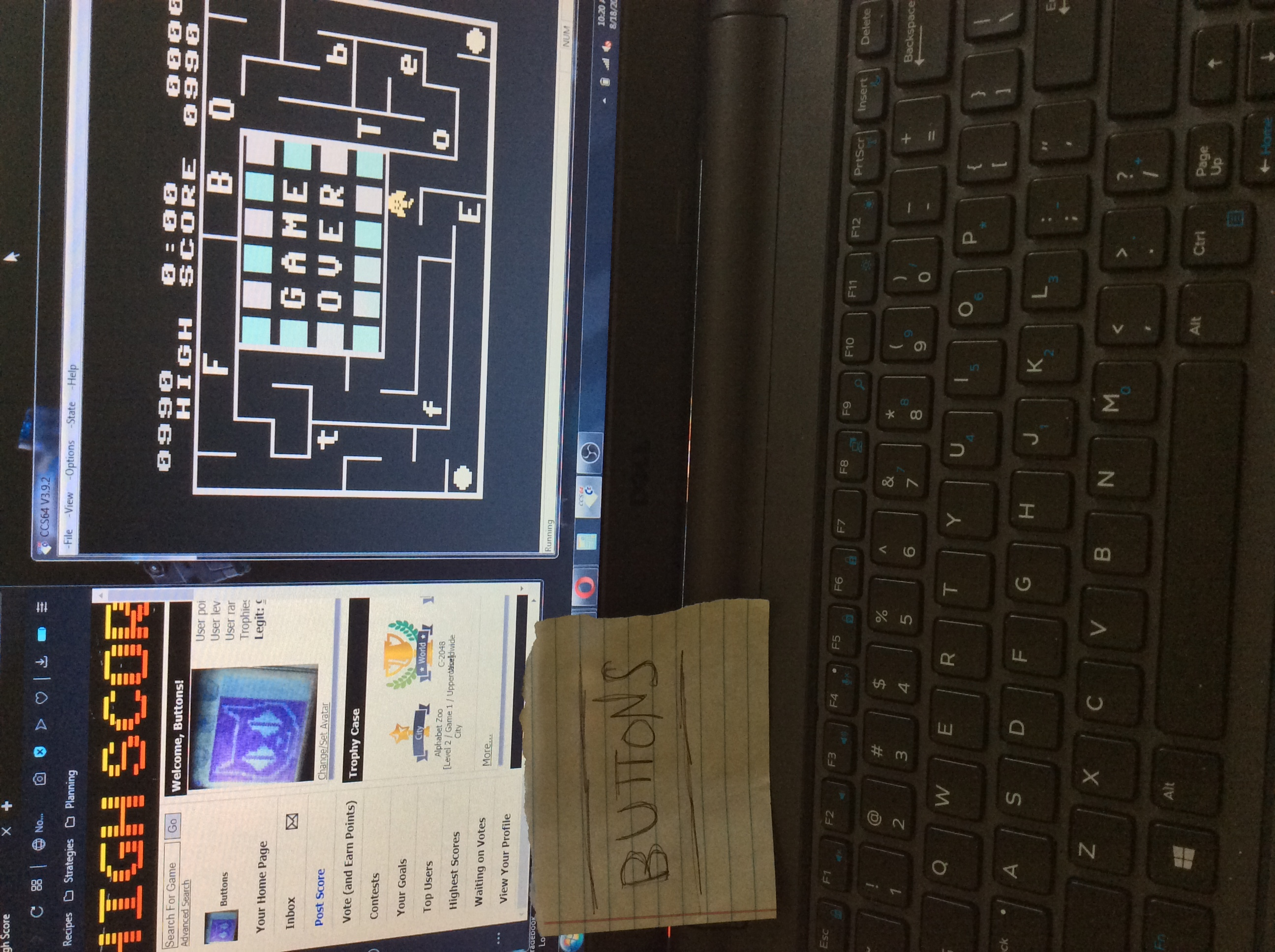 Alphabet Zoo [Level 6 / Game 1 / Mixed] 990 points