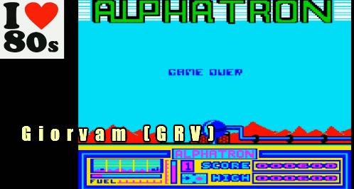 Giorvam: Alphatron (BBC Micro Emulated) 600 points on 2018-02-05 03:38:31