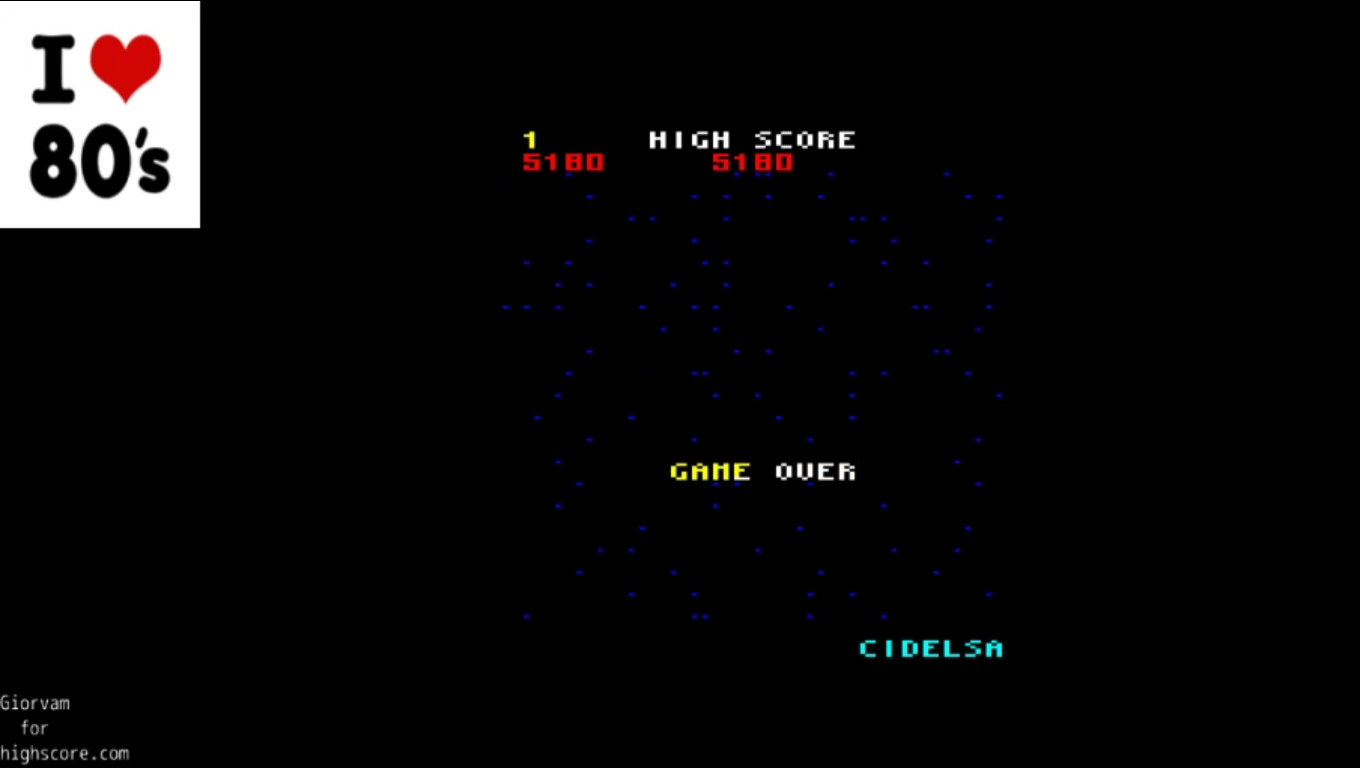 Giorvam: Altair (Amstrad CPC Emulated) 5,180 points on 2020-01-09 03:58:08