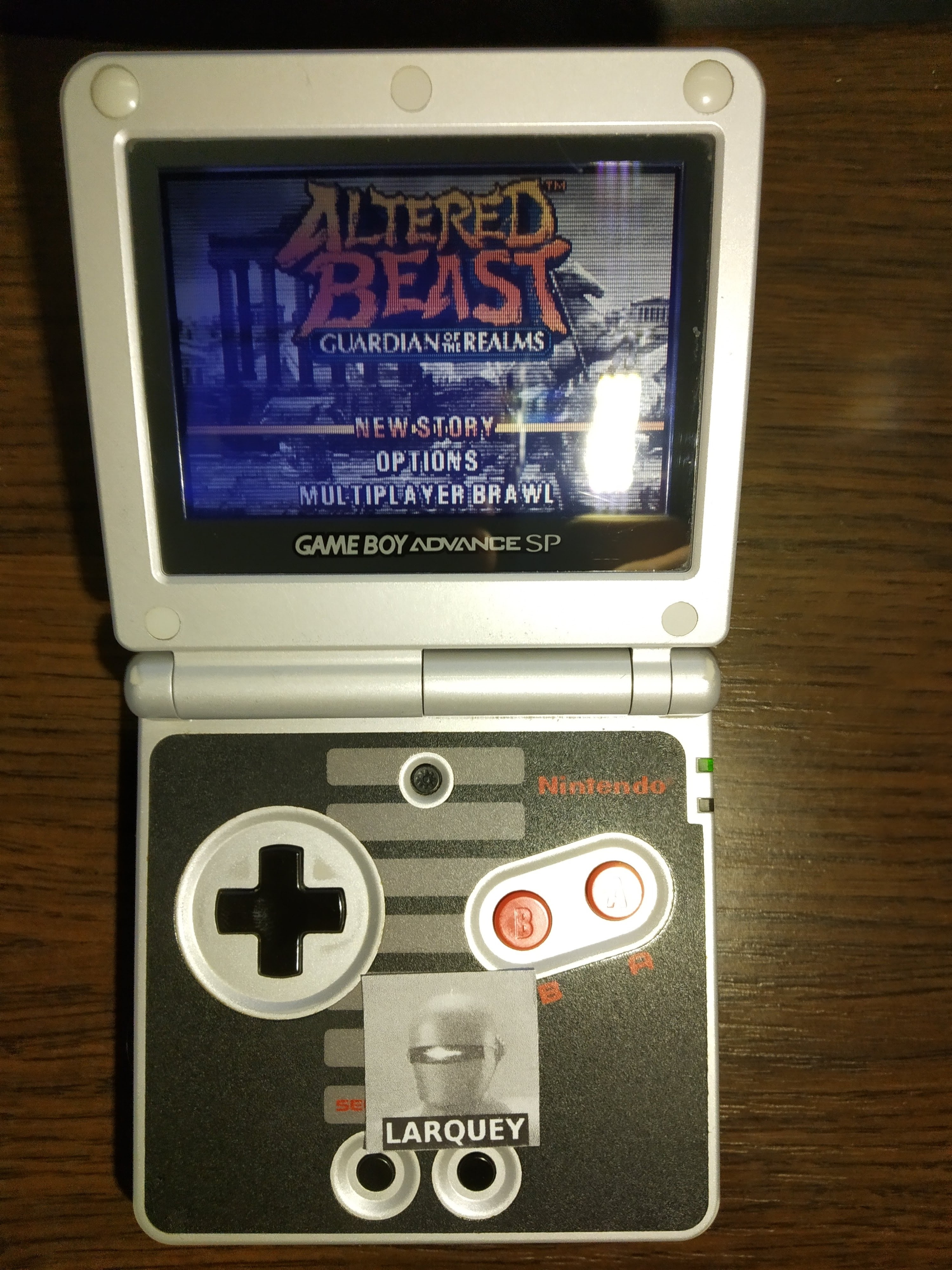 Larquey: Altered Beast: Guardian of the Realms (GBA) 20,920 points on 2020-08-10 12:28:24