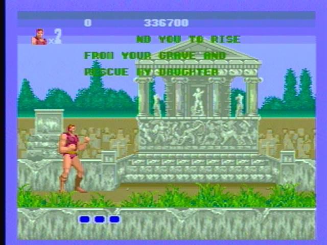 derek: Altered Beast (Sega Genesis / MegaDrive) 336,700 points on 2017-01-07 07:21:35