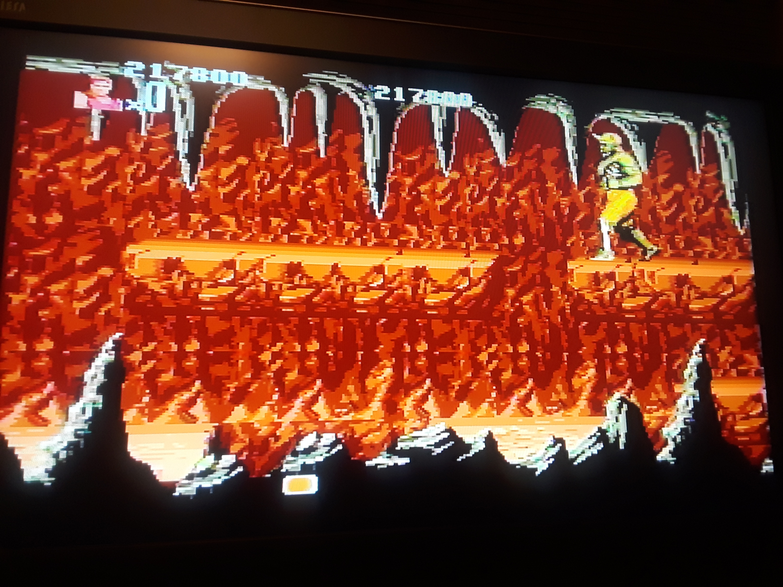 Altered Beast 217,800 points