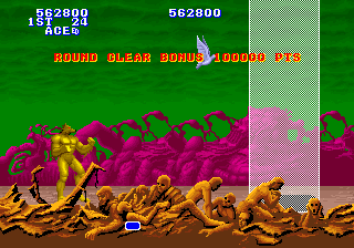 Dumple: Altered Beast [altbeast] (Arcade Emulated / M.A.M.E.) 562,800 points on 2017-11-29 22:56:10