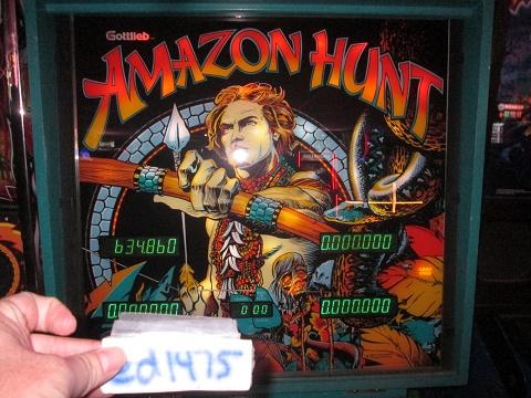 ed1475: Amazon Hunt (Pinball: 3 Balls) 634,860 points on 2019-07-12 13:02:12