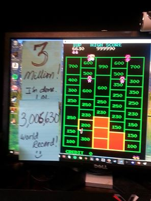 MikeDietrich: Amidar (Arcade Emulated / M.A.M.E.) 3,006,630 points on 2016-11-20 14:38:14