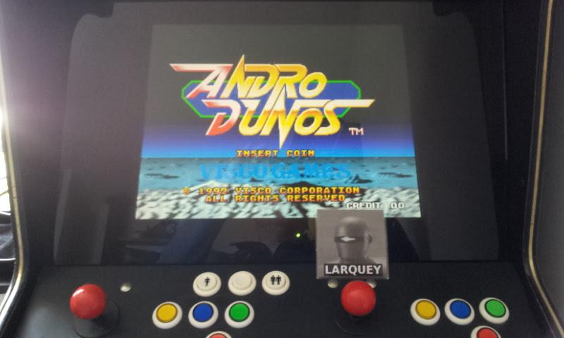 Larquey: Andro Dunos (Jamma Pandora