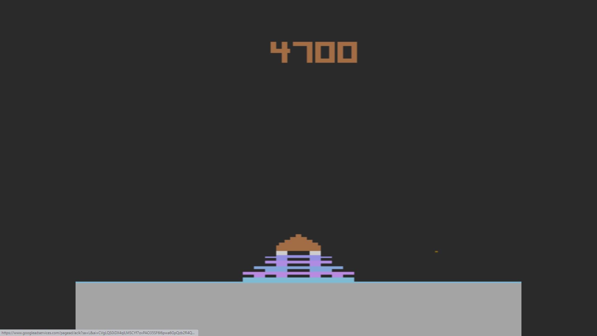 AkinNahtanoj: Angriff der Luftflotten [a.k.a. Paris Attack] (Atari 2600 Emulated Novice/B Mode) 4,700 points on 2020-10-11 13:07:16