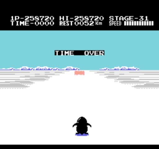 TRBMetroidTeam: Antarctic Adventure: Level 1 Start (NES/Famicom Emulated) 258,720 points on 2015-06-17 22:17:43