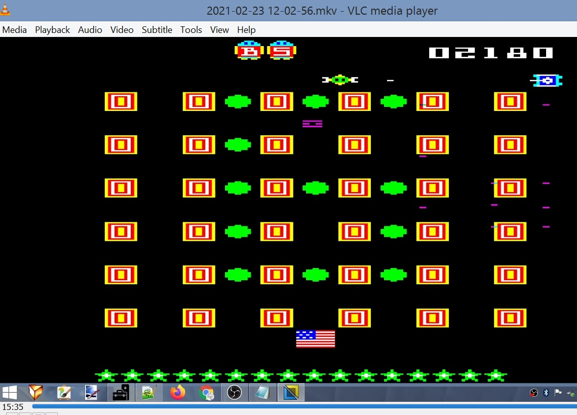 LuigiRuffolo: Apple Pie (BBC Micro Emulated) 2,180 points on 2021-02-23 05:40:57