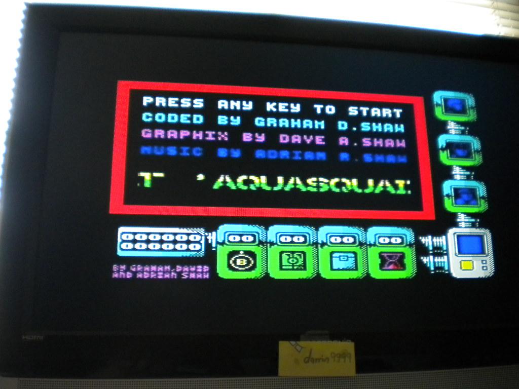 Aquasquad [50,000 Points Completion Bonus] 1,860 points