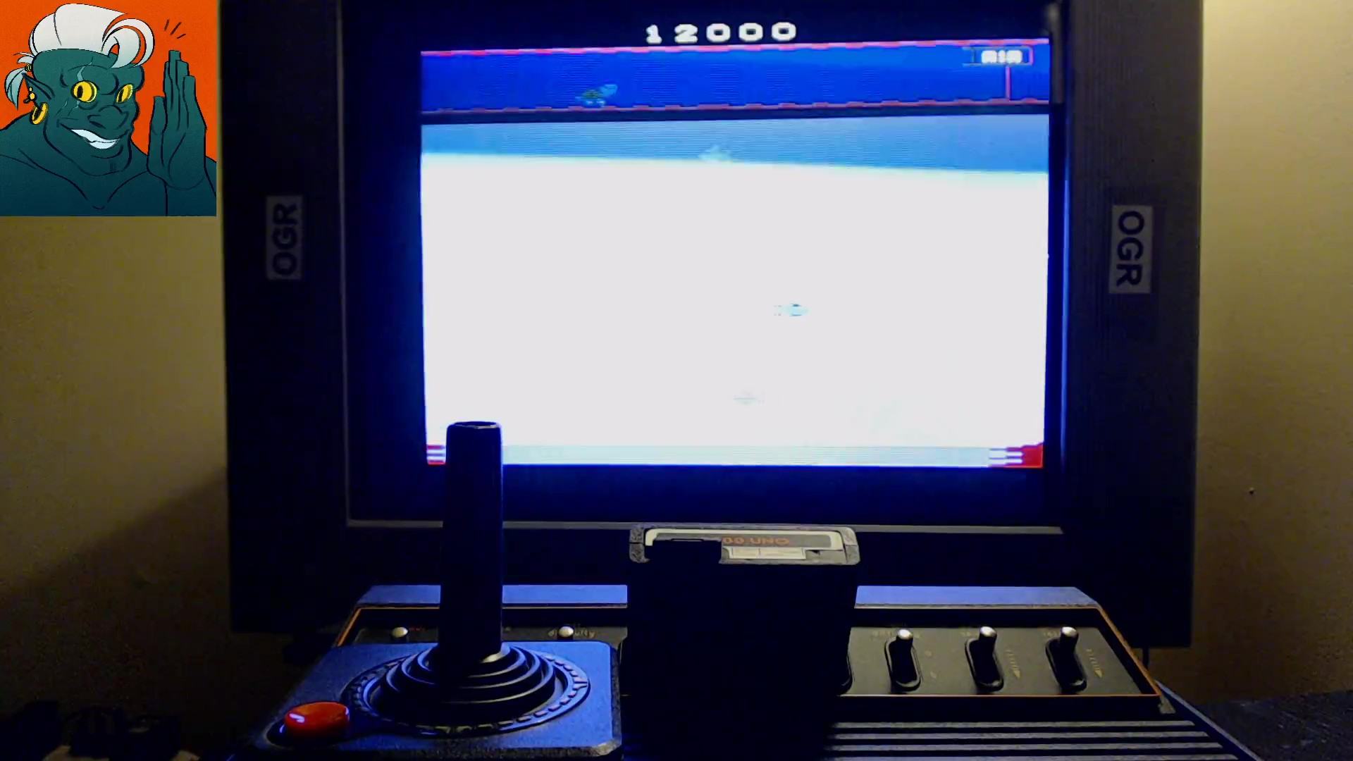 AwesomeOgre: Aquaventure (Atari 2600) 12,000 points on 2019-10-16 18:30:16