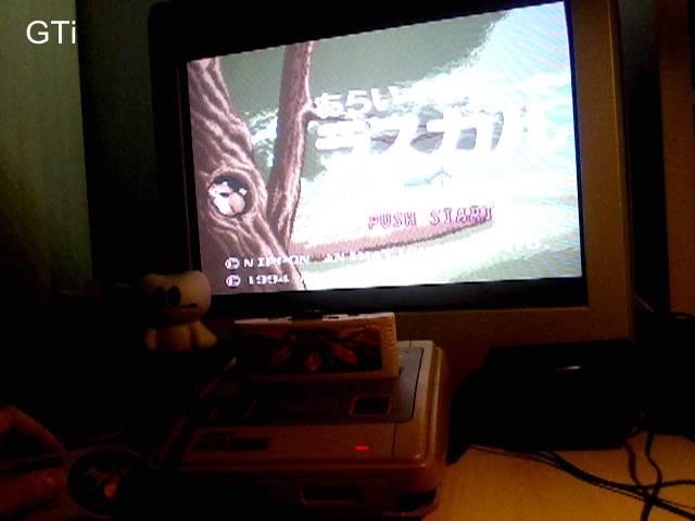 GTibel: Araiguma Rascal [Level 1 Start] (SNES/Super Famicom) 3,345 points on 2016-11-19 07:40:56