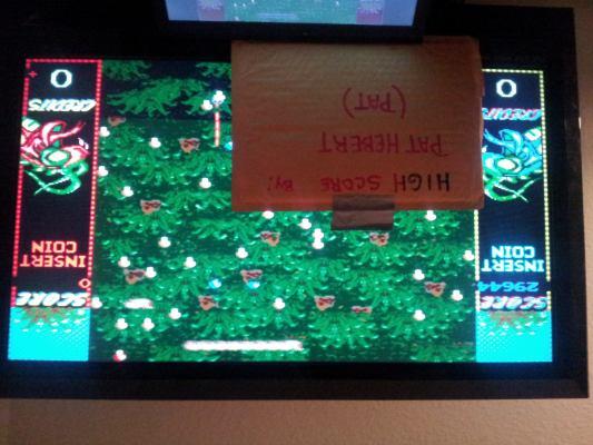 Arcade Classics: Super Centipede [arcadecl] 29,644 points