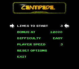 Arcade`s Greatest Hits: The Atari Collection 1: Centipede 20,092 points
