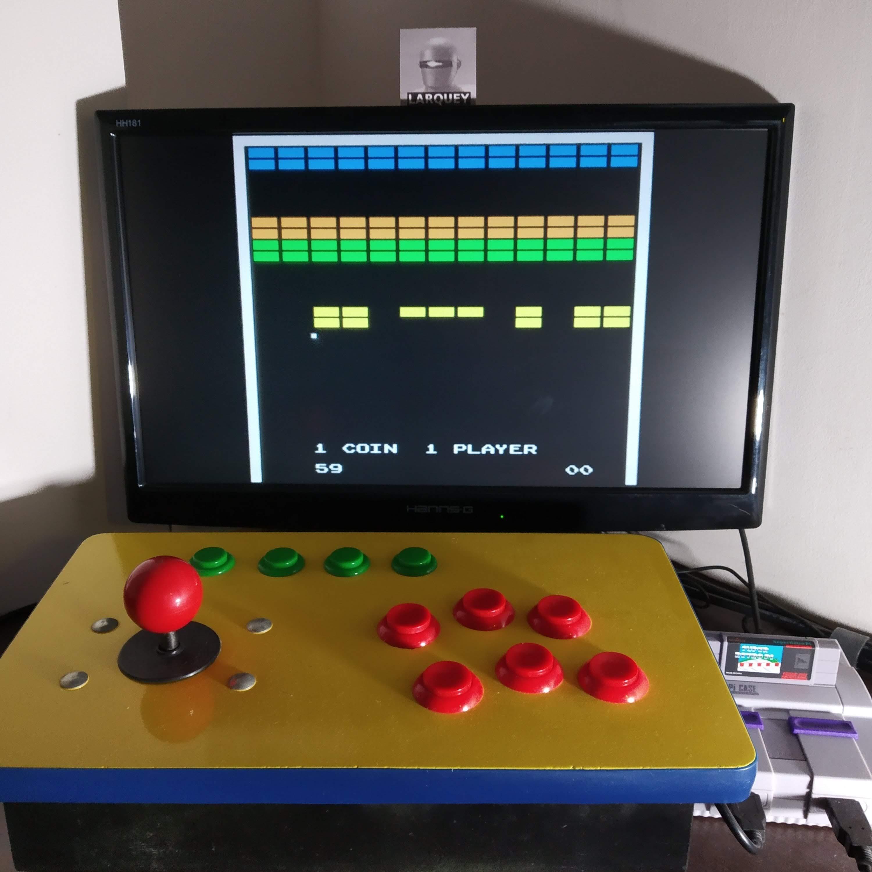Larquey: Arcade