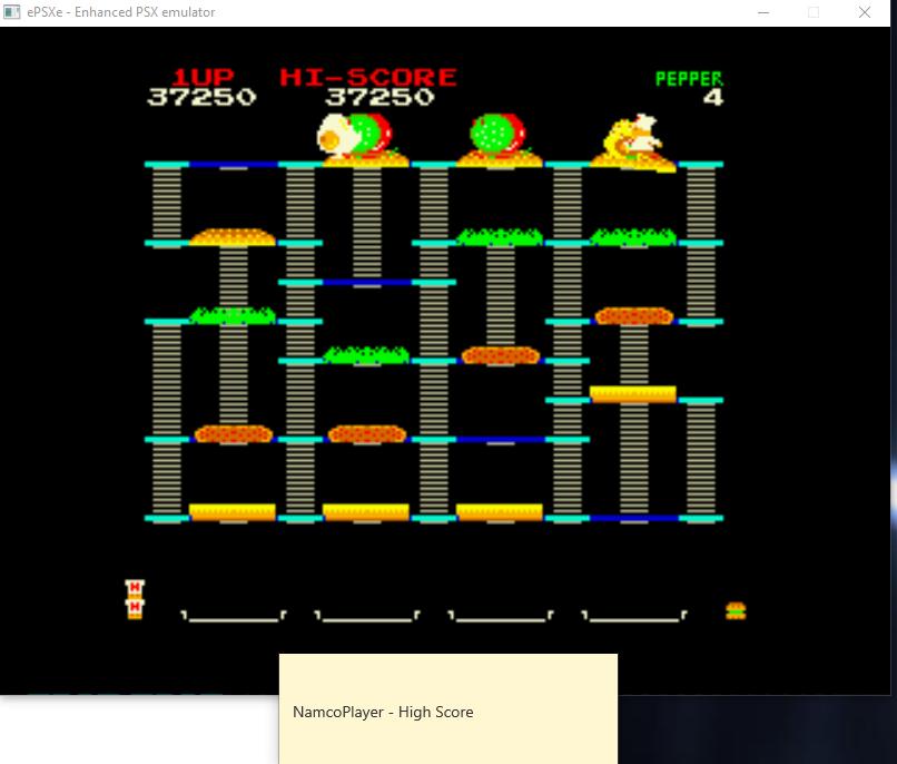 NamcoPlayer: Arcade