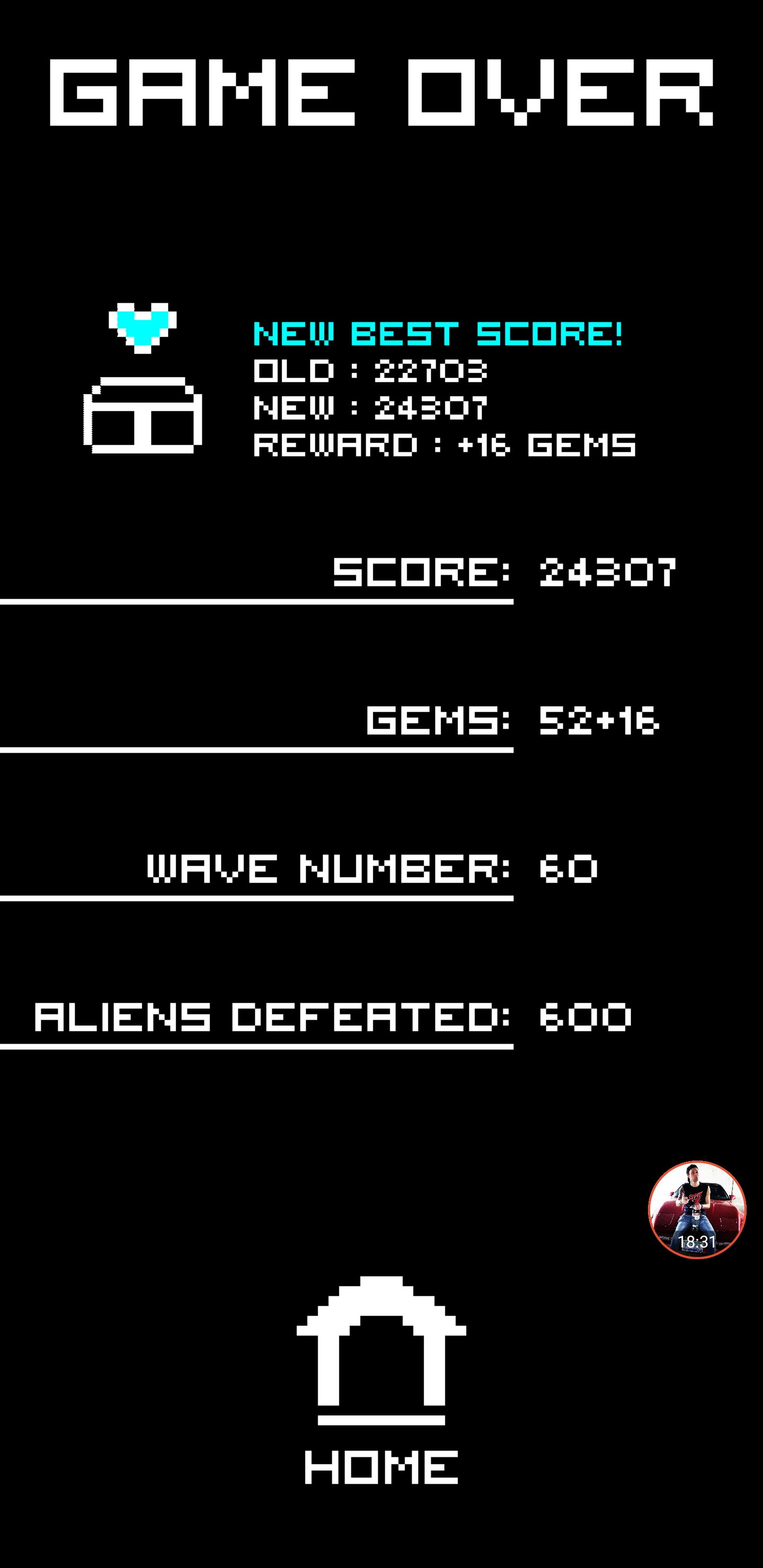 JES: Arcadium (Android) 24,307 points on 2020-04-01 21:33:15