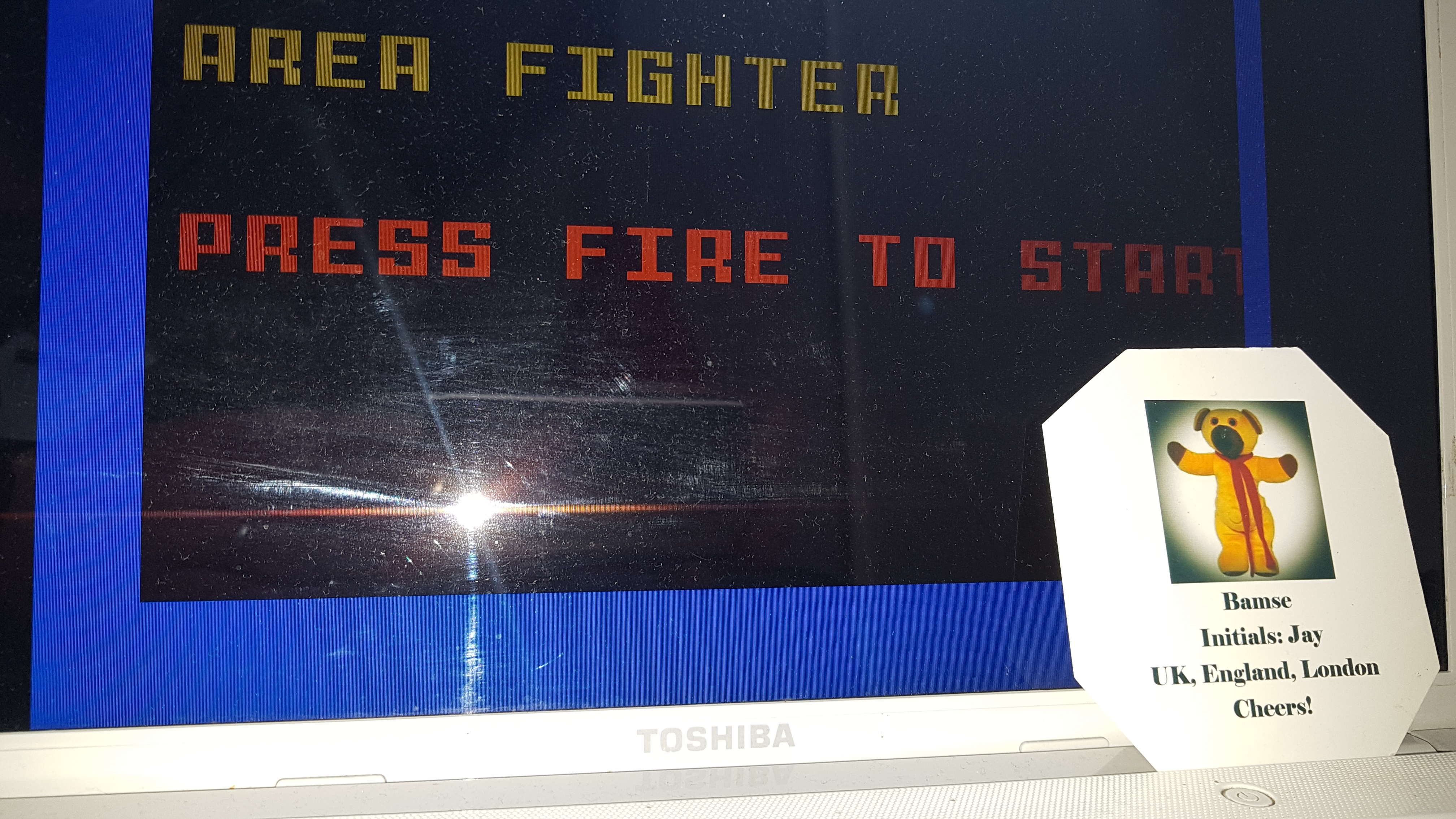 Area Fighter 90 points