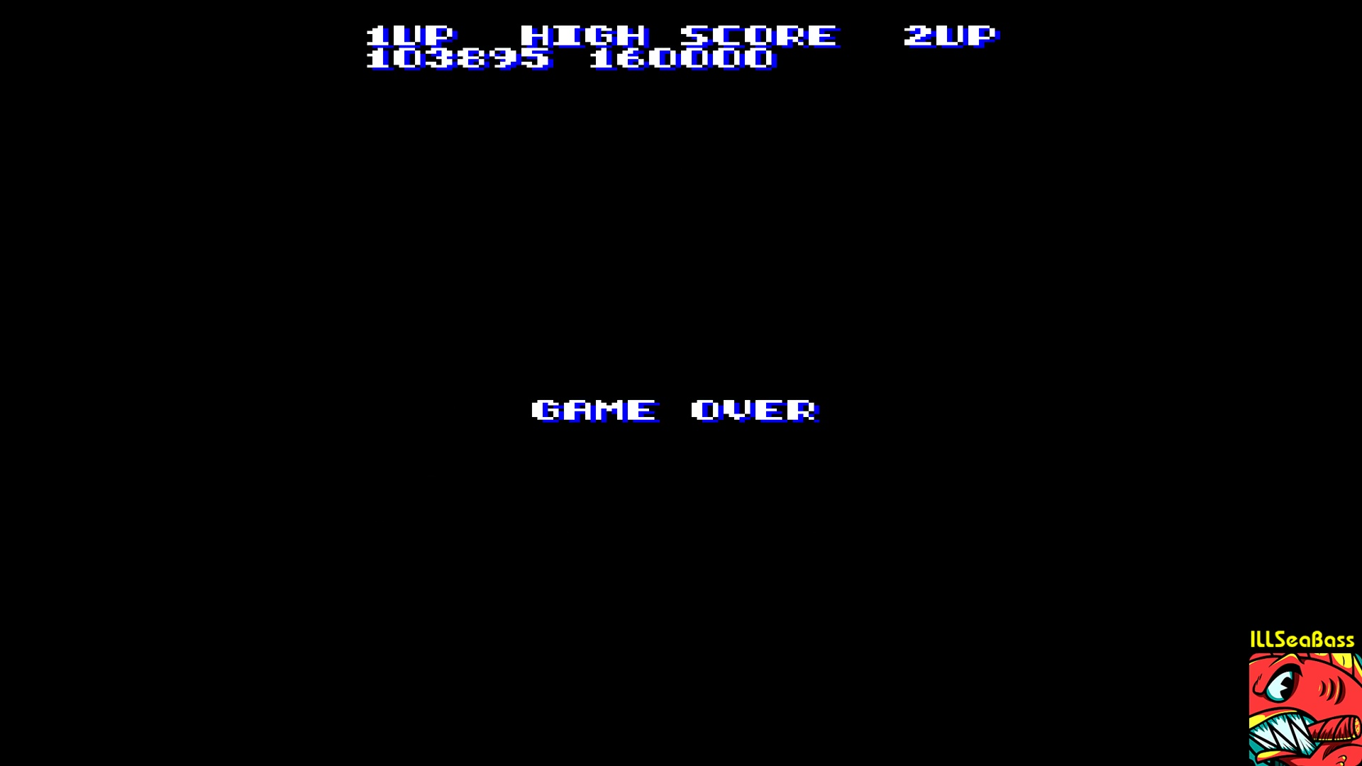 ILLSeaBass: Arkanoid (Amstrad CPC Emulated) 103,895 points on 2017-11-08 08:36:13