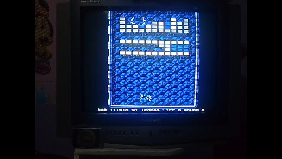 omargeddon: Arkanoid II [Prof Soft Amsterdam] (Atari 400/800/XL/XE) 111,210 points on 2020-01-03 20:38:08
