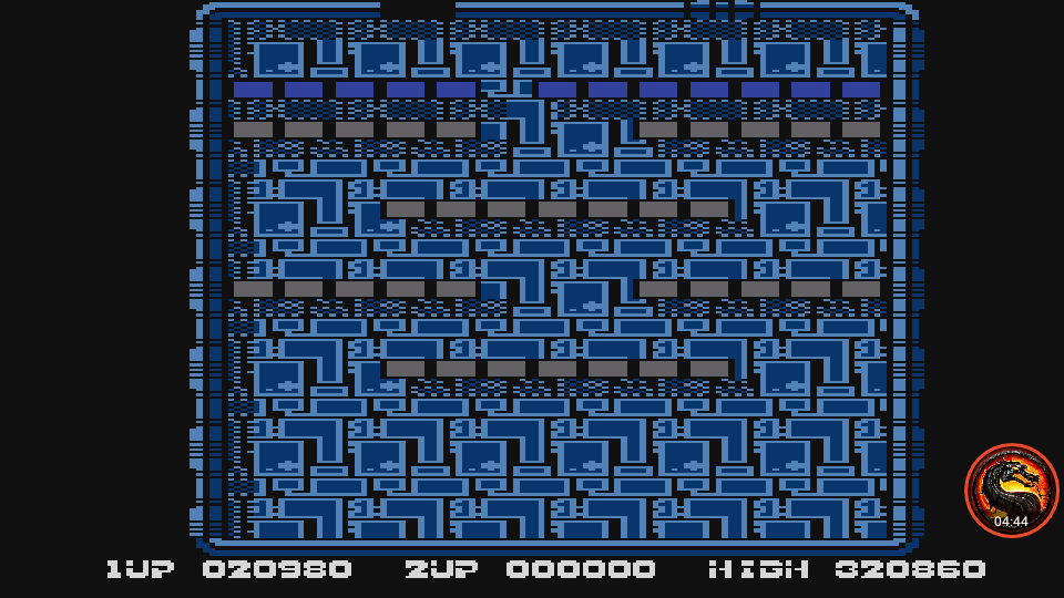 omargeddon: Arkanoid II [Prof Soft Amsterdam] (Atari 400/800/XL/XE Emulated) 20,980 points on 2020-08-31 12:11:21