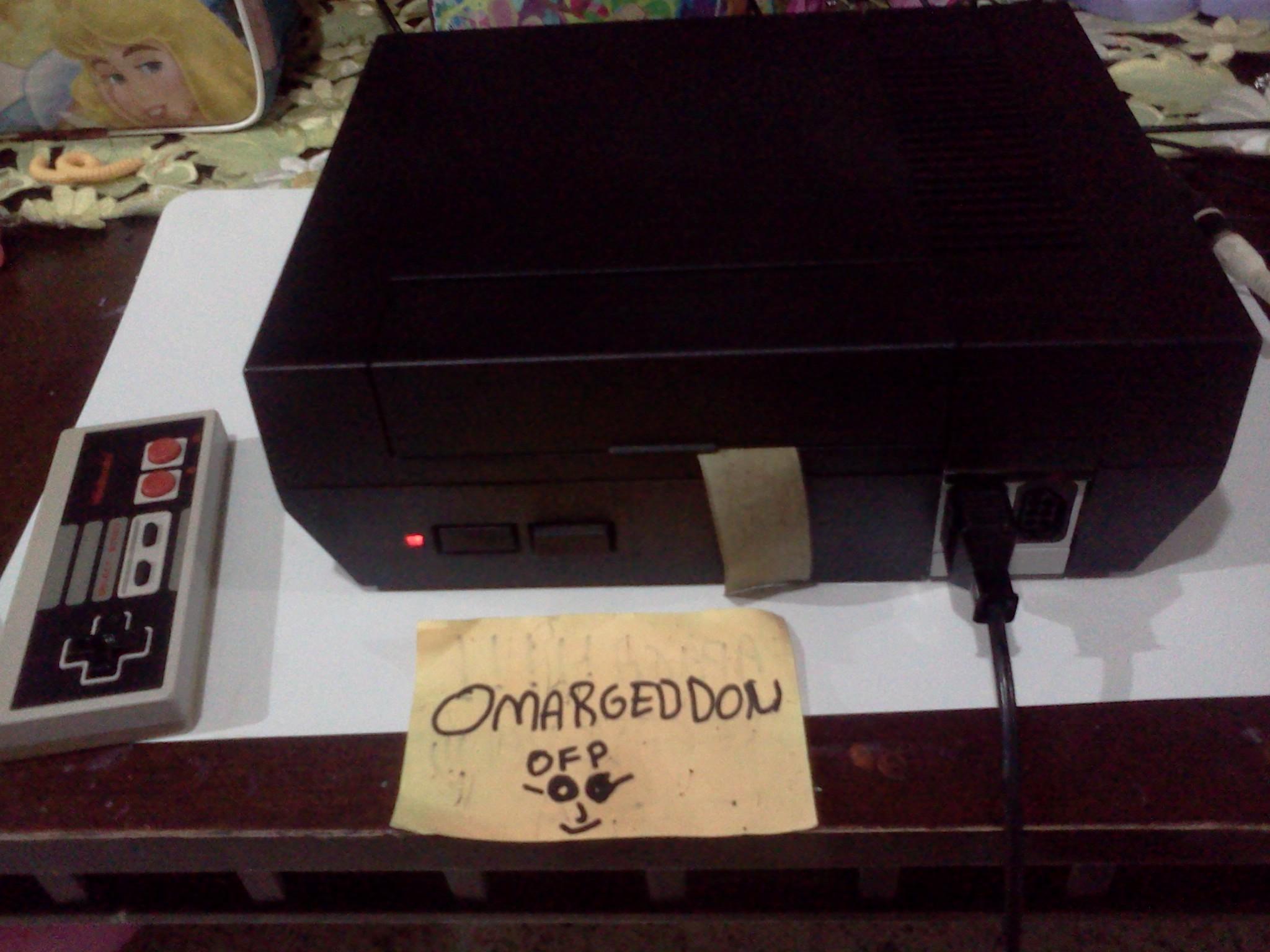 omargeddon: Arkanoid (NES/Famicom) 45,360 points on 2016-08-26 01:51:40