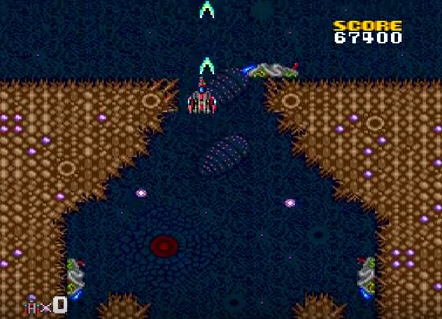 S.BAZ: Armed Formation F (TurboGrafx-16/PC Engine Emulated) 67,400 points on 2018-09-27 15:42:52