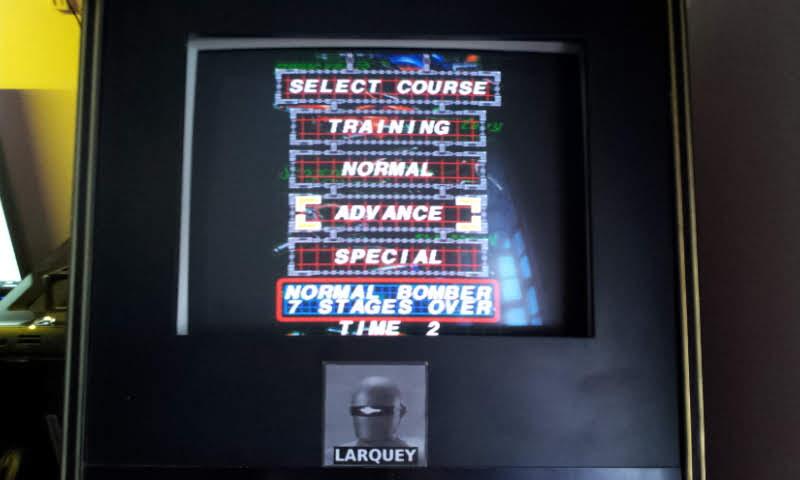 Larquey: Armed Police Batrider: Advance [batrider] (Arcade Emulated / M.A.M.E.) 786,840 points on 2018-06-03 11:24:11