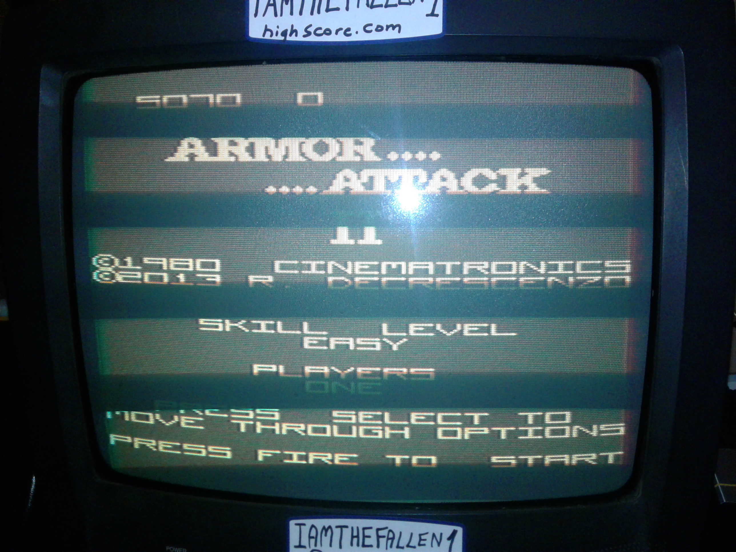 Armor Attack II [Easy] 5,070 points
