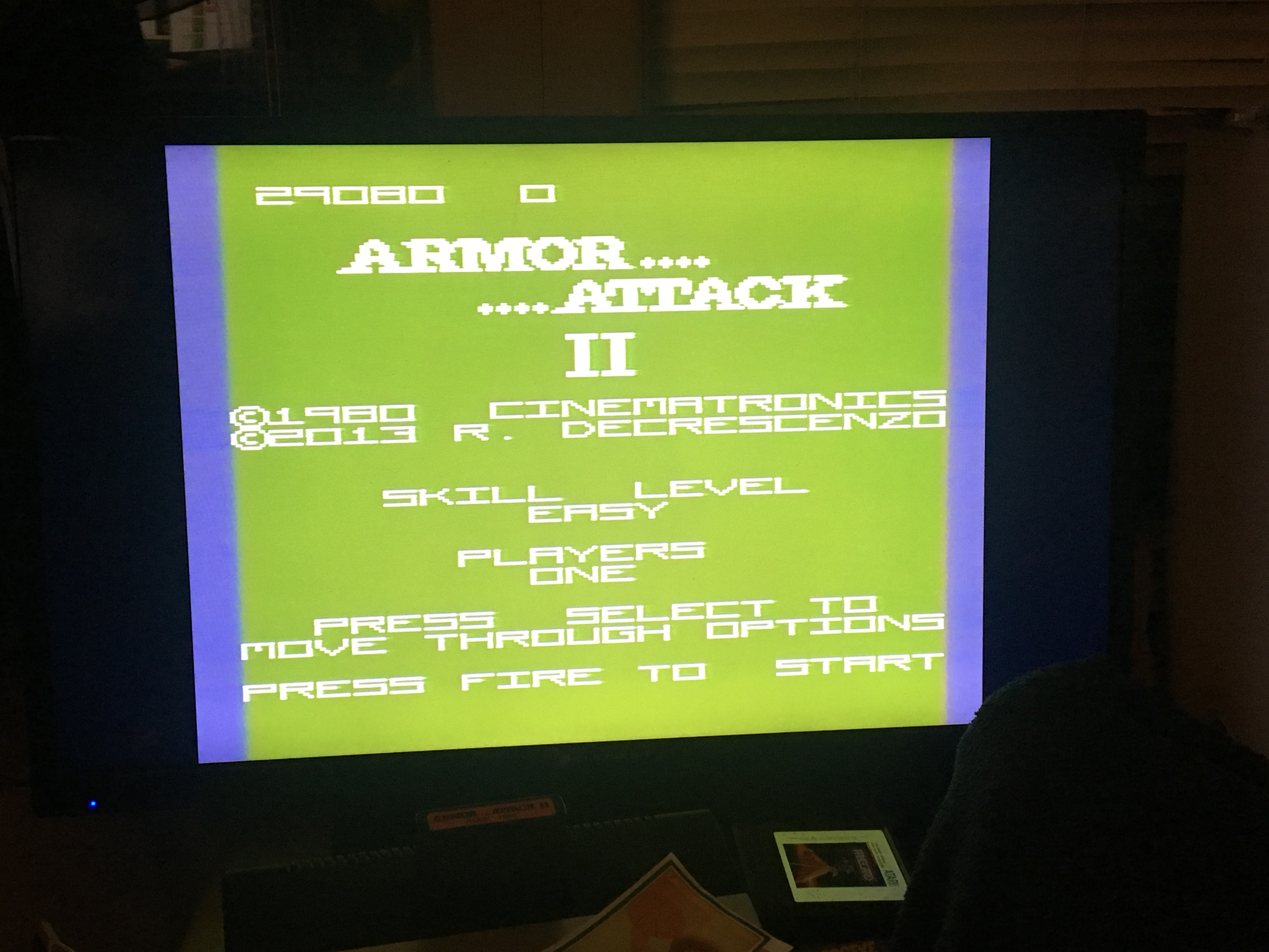 Armor Attack II [Easy] 29,080 points