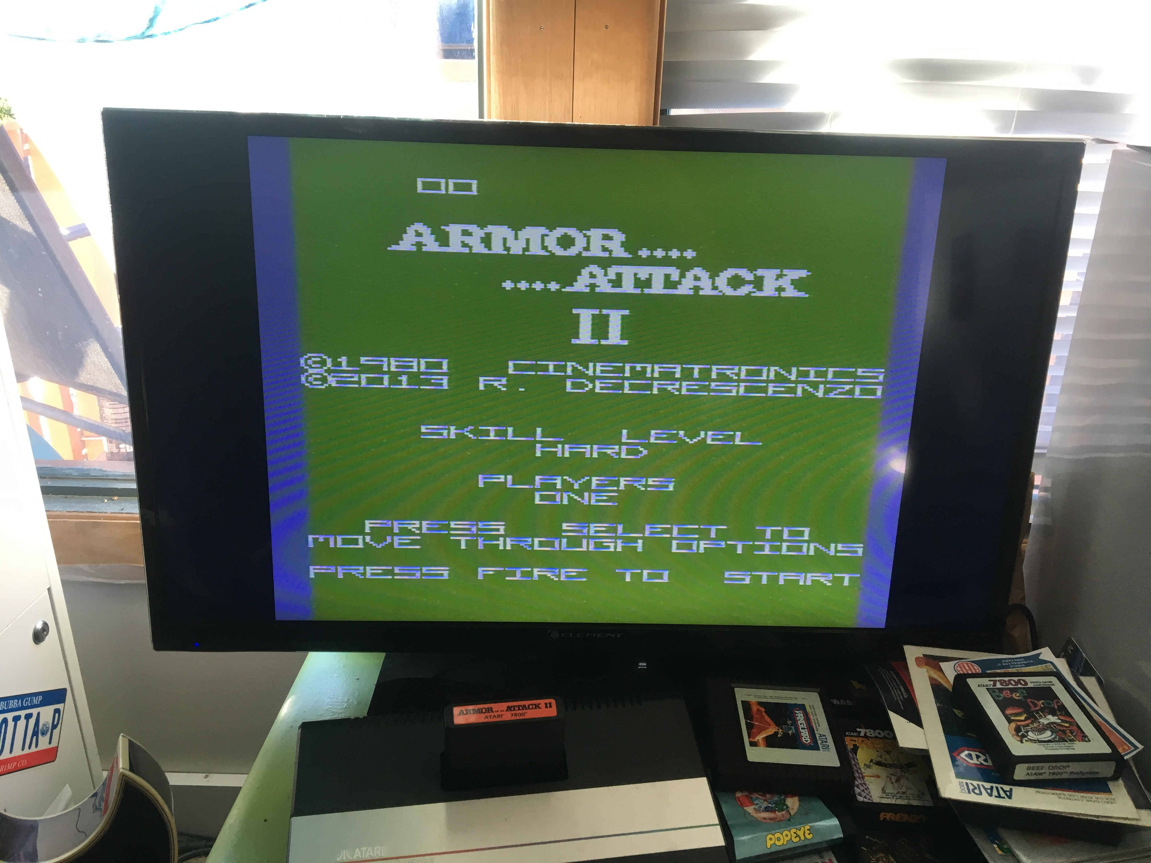 Armor Attack II [Hard] 27,160 points