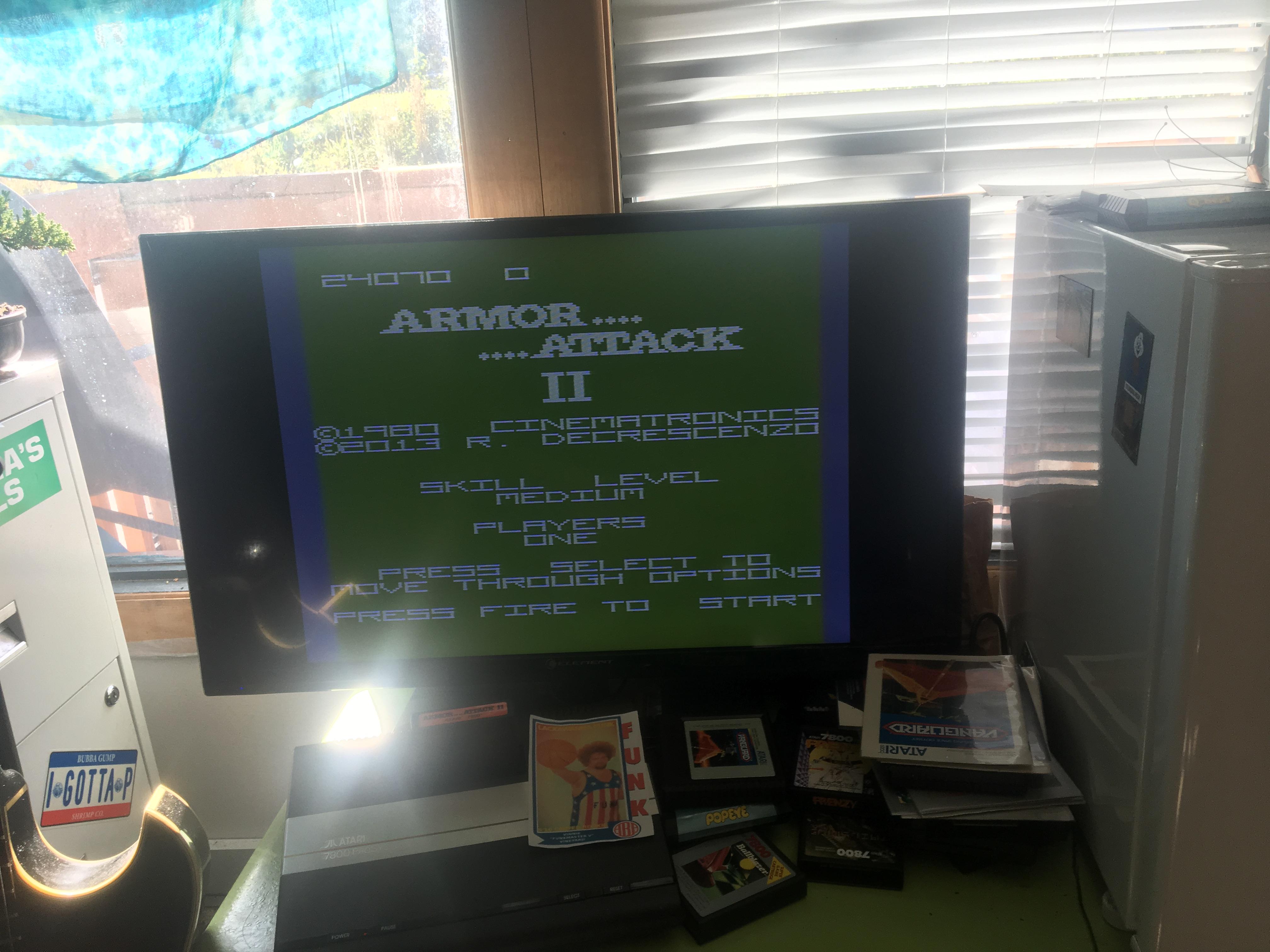 Armor Attack II [Medium] 24,070 points